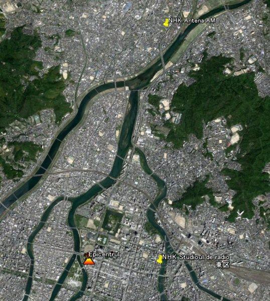 NHK-dupa explozie